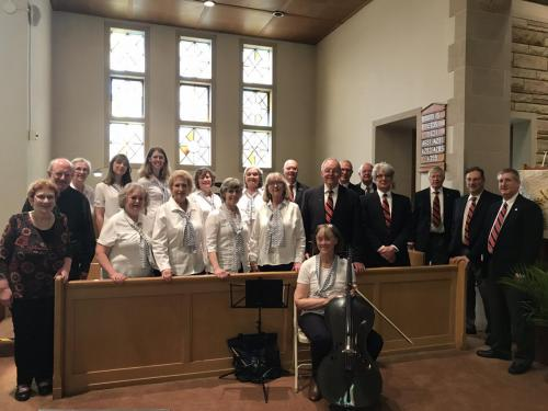 Vasa Voices Spring Concert May 19, 2019