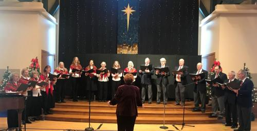 Vasa Voices Christmas Concert at Church of the Savior Cleveland Heights, Dec 8, 2018